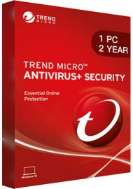 Trend Micro Antivirus + Security - 1 PC - 2 Years [EU]