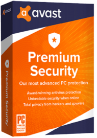 Avast Premium Security 1 PC 3 Years [EU]