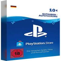 PSN 10 EUR (DE) - PlayStation Network Gift Card
