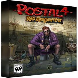 POSTAL 4 No Regerts - PC